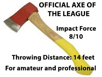 Official Axe of the League