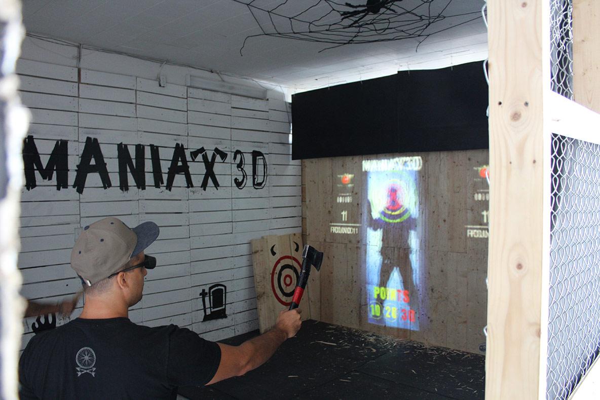 3d Maniax