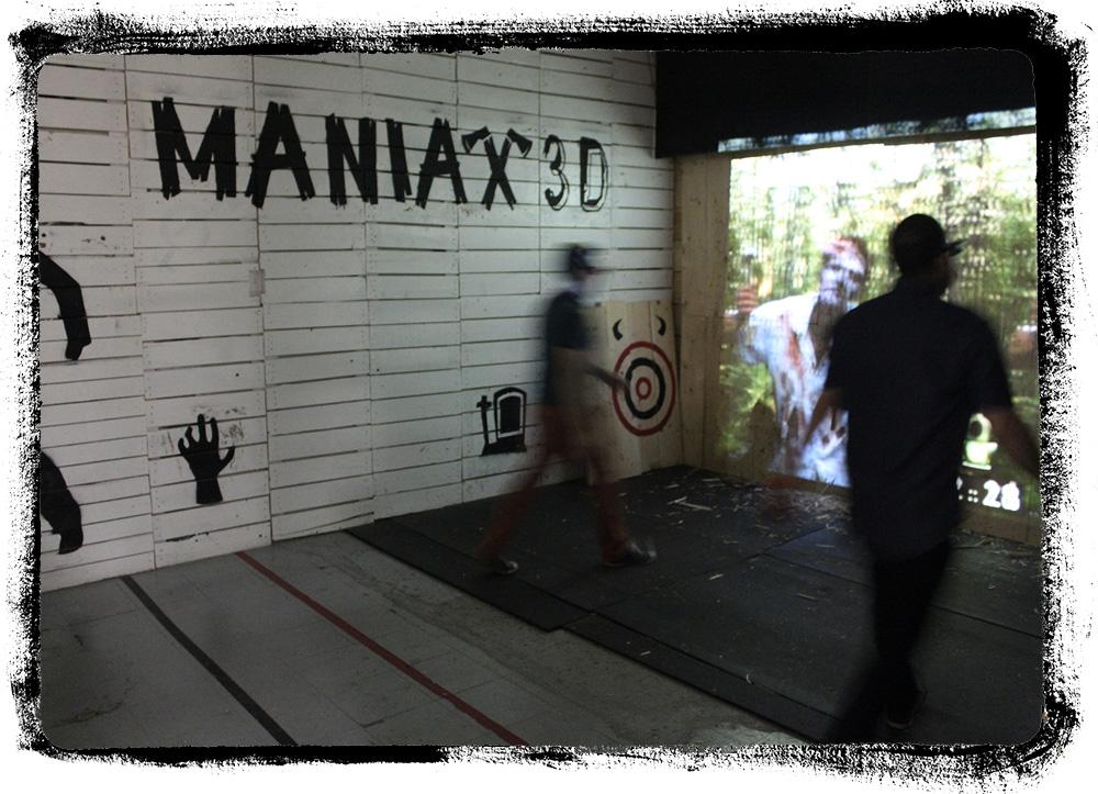 Maniax 3D Experience