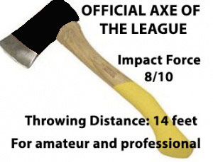 Maniax official axe league