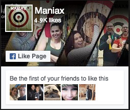 Facebook Like Maniax