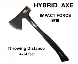Hybrid Axe