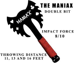 The Maniax axe