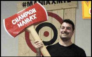 Raphael Champion Saison 1