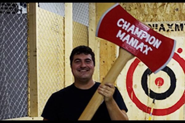 Raphael Champion Saison 3