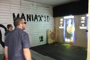 3d Maniax axe