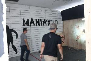 3d Maniax d