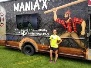 Maniax camion exterieur