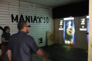 3d Maniax experience