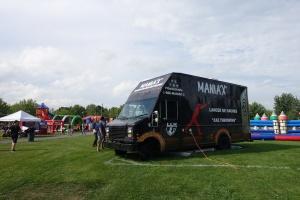 Maniax mobile exterieur