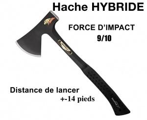 hache hybride