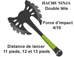 Hache Ninja